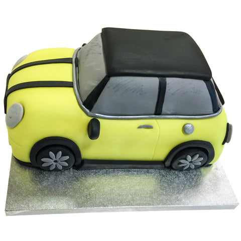 Mini Car Cake - Last minute cakes delivered tomorrow!