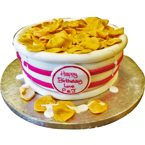 Cornflakes Cake - Last minute cakes delivered tomorrow!