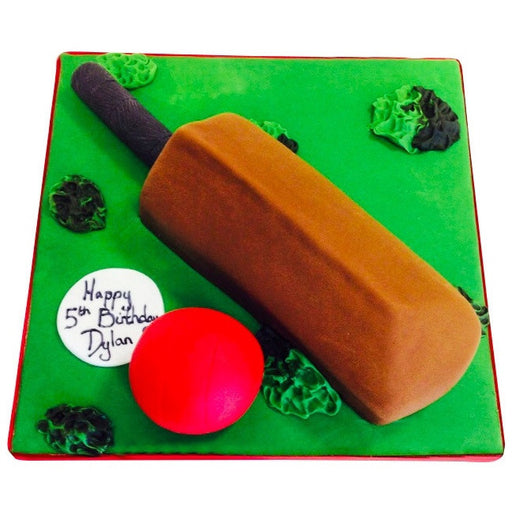 Cricket Cake - Last minute cakes delivered tomorrow!