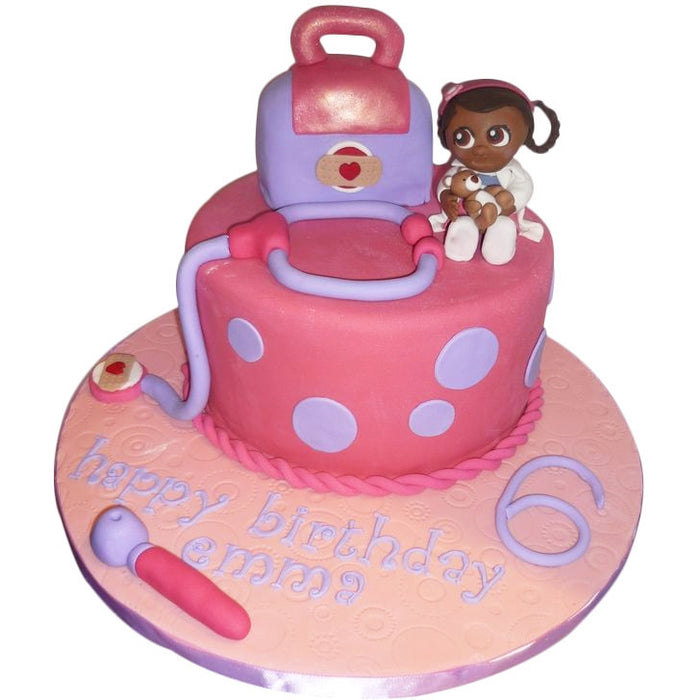 Doc McStuffins Cake - Last minute cakes delivered tomorrow!