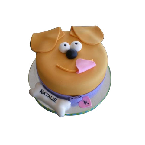 Dog Cake - Last minute cakes delivered tomorrow!