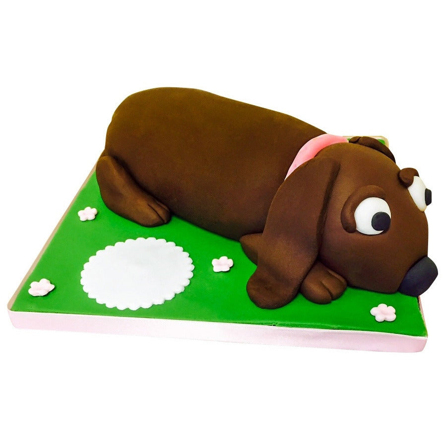 Sausage Dog Cake 163 99 95 Buy Online Free Uk Delivery