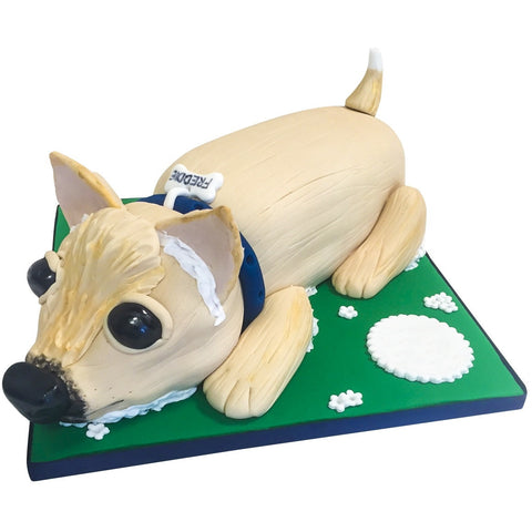 Chihuahua Dog Cake - Last minute cakes delivered tomorrow!