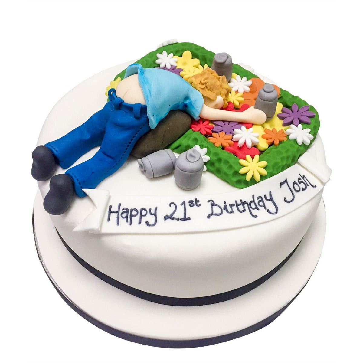 Sensational Boozy Alcohol Cakes For Men Free Next Day Uk Delivery New Cakes Birthday Cards Printable Trancafe Filternl