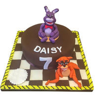 Five Nights At Freddy's Cake - Last minute cakes delivered tomorrow!