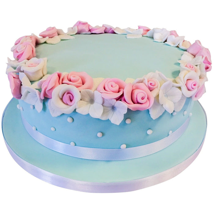 Flower Cake - Last minute cakes delivered tomorrow!