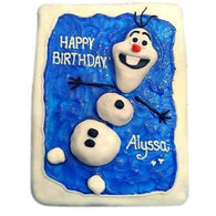 Frozen Cake - Last minute cakes delivered tomorrow!