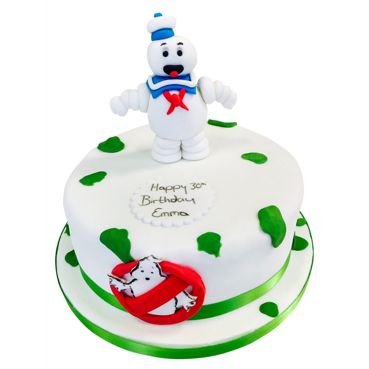 Strange Ghostbusters Cake Buy Online Free Uk Delivery New Cakes Funny Birthday Cards Online Alyptdamsfinfo