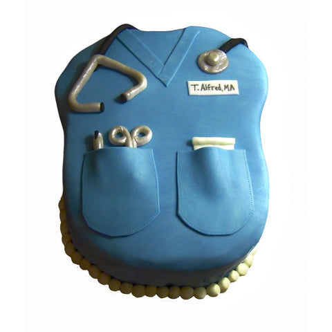 Nurses Cake - Last minute cakes delivered tomorrow!