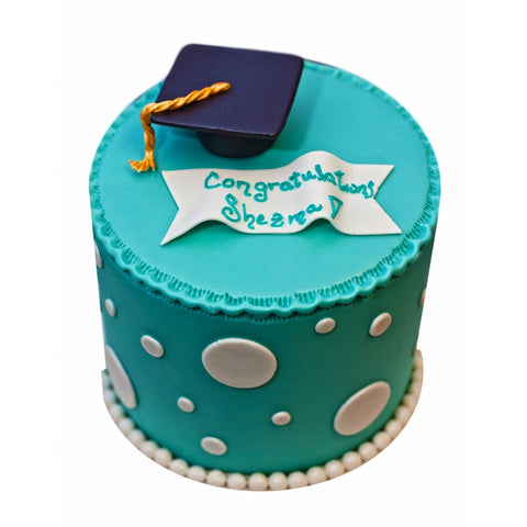 Graduation Cake - Last minute cakes delivered tomorrow!