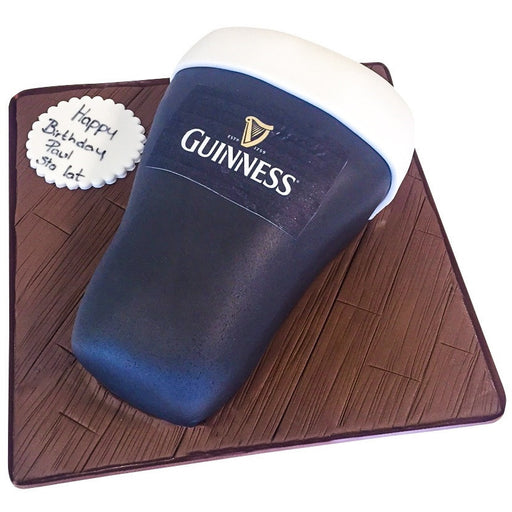 Guinness Cake - Last minute cakes delivered tomorrow!