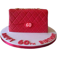 Handbag Cake - Last minute cakes delivered tomorrow!