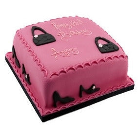 Handbag Cake Buy Online Free UK Delivery New Cakes