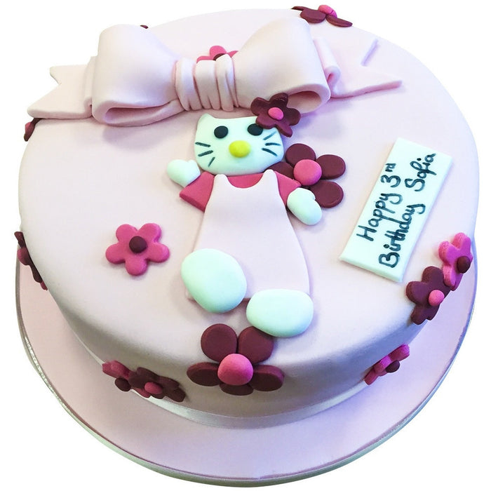 Hello Kitty Cake - Last minute cakes delivered tomorrow!