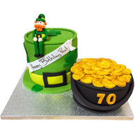 Irish Cake - Last minute cakes delivered tomorrow!