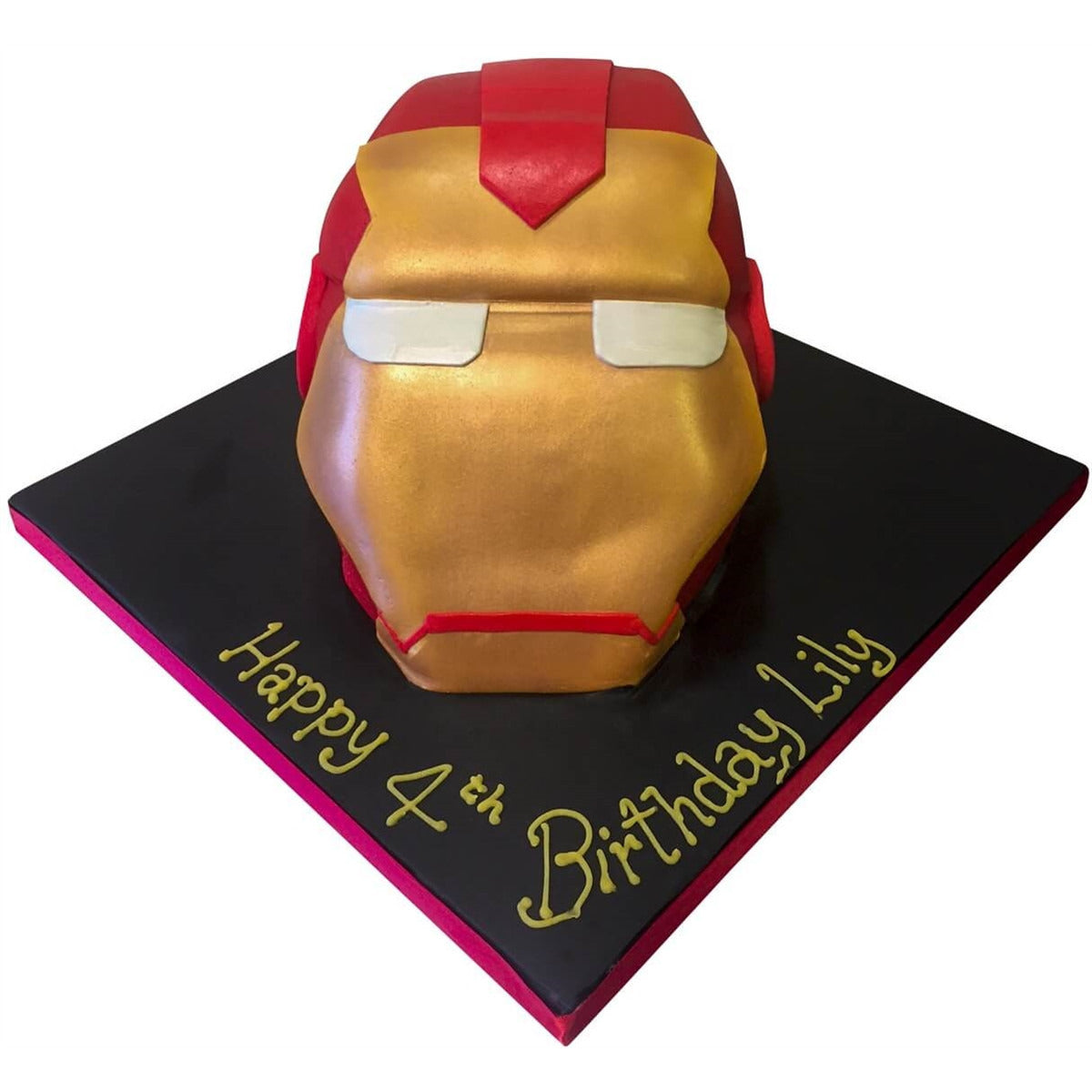 Magnificent Ironman Birthday Cake Buy Online Free Uk Delivery New Cakes Birthday Cards Printable Benkemecafe Filternl