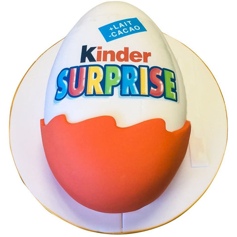 Kinder Egg Cake - Last minute cakes delivered tomorrow!