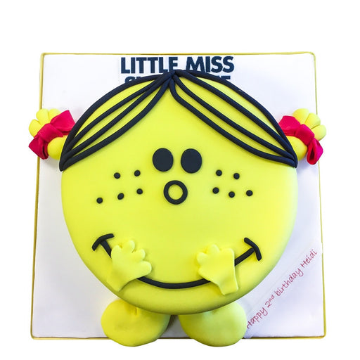 Little Miss Sunshine Cake - Last minute cakes delivered tomorrow!