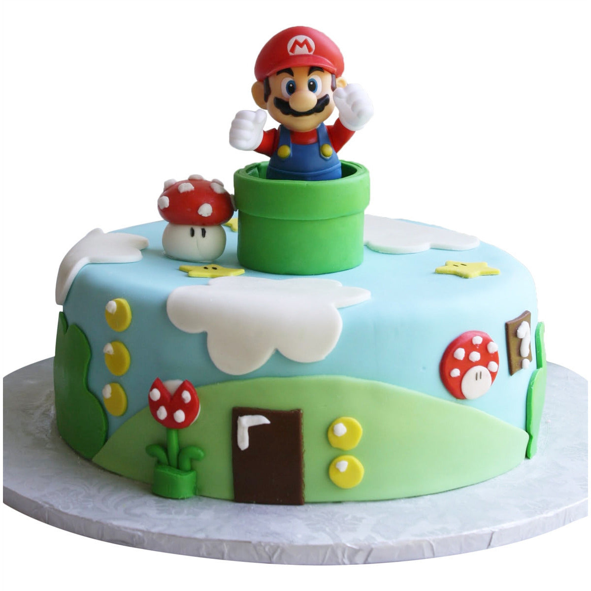 Super Mario Cake 8995 Buy Online Free UK Delivery New Cakes
