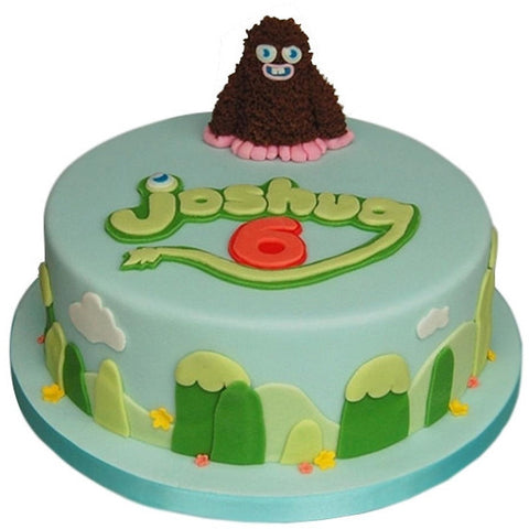 Moshi Monsters Cake - Last minute cakes delivered tomorrow!