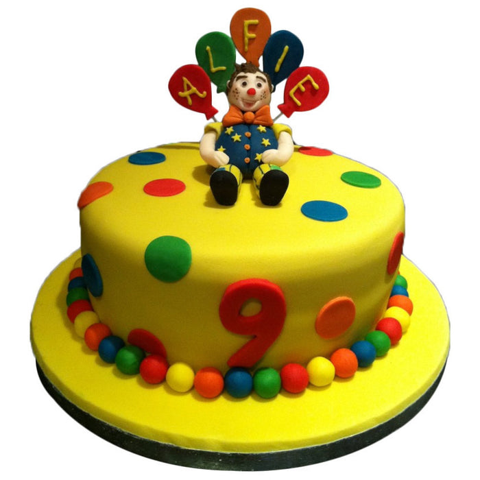 Mr Tumble Cake - Last minute cakes delivered tomorrow!