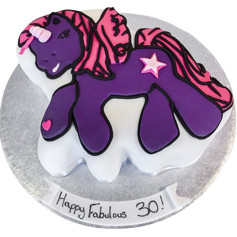 My Little Pony Cake - Last minute cakes delivered tomorrow!