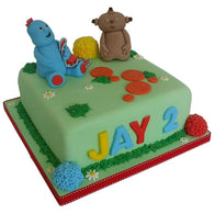 In The Night Garden Cake - Last minute cakes delivered tomorrow!