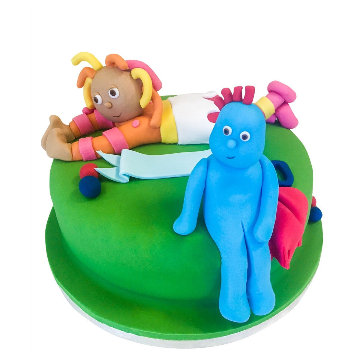 In The Night Garden Cake - Buy Online, Free UK Delivery – New Cakes