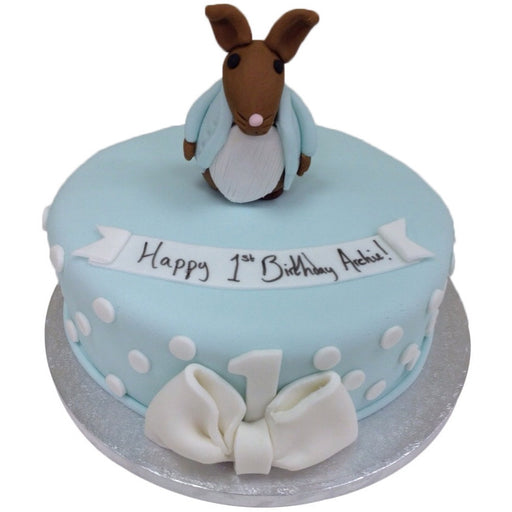 Peter Rabbit Cake - Last minute cakes delivered tomorrow!