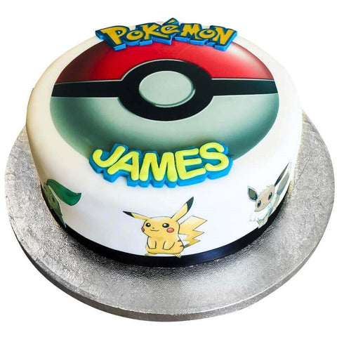 Pokemon Go Cake - Last minute cakes delivered tomorrow!