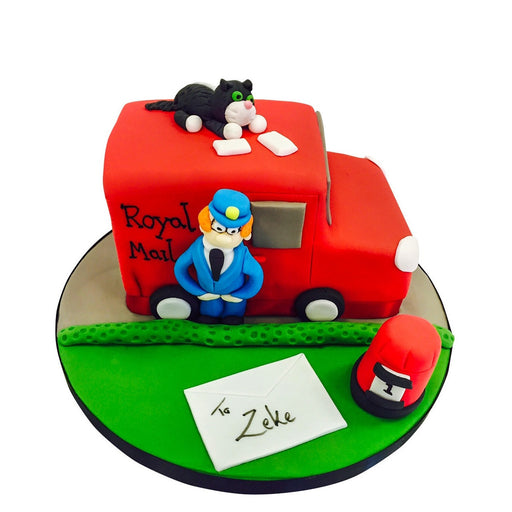 Postman Pat Cake - Last minute cakes delivered tomorrow!