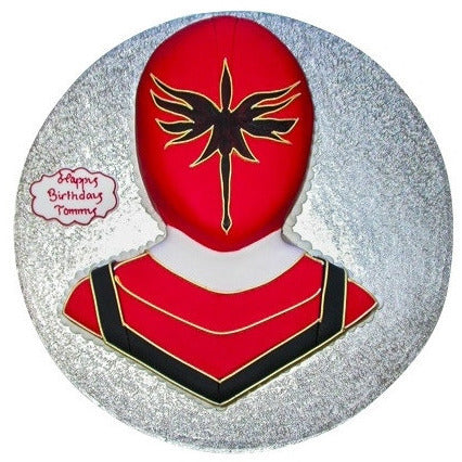 Power Rangers Cake - Last minute cakes delivered tomorrow!