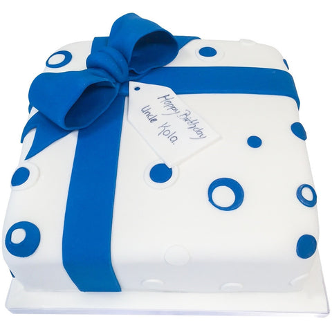 Present Cake - Last minute cakes delivered tomorrow!