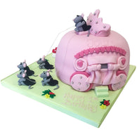 Princess Carriage Cake - Last minute cakes delivered tomorrow!