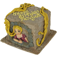 Rapunzel Cake - Last minute cakes delivered tomorrow!