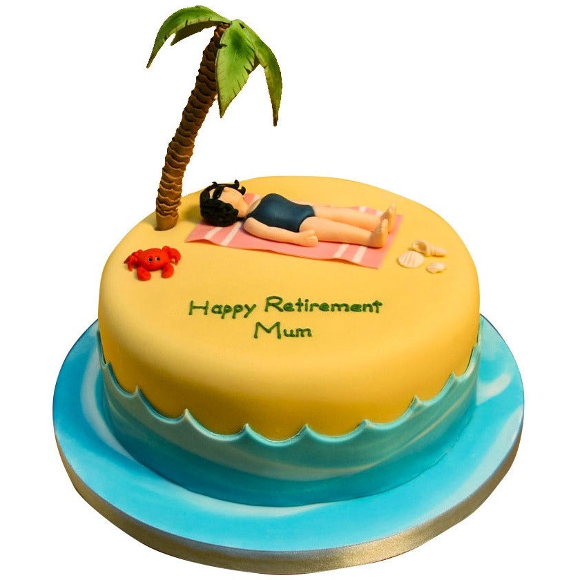 Retirement Cake Buy Online Free Uk Delivery New Cakes