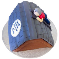 Roofer Cake - Last minute cakes delivered tomorrow!