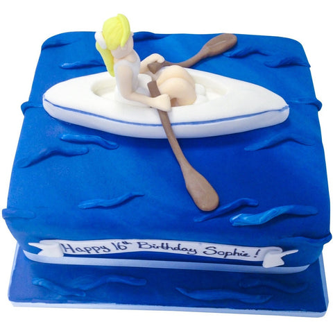 Rowing Cake - Last minute cakes delivered tomorrow!