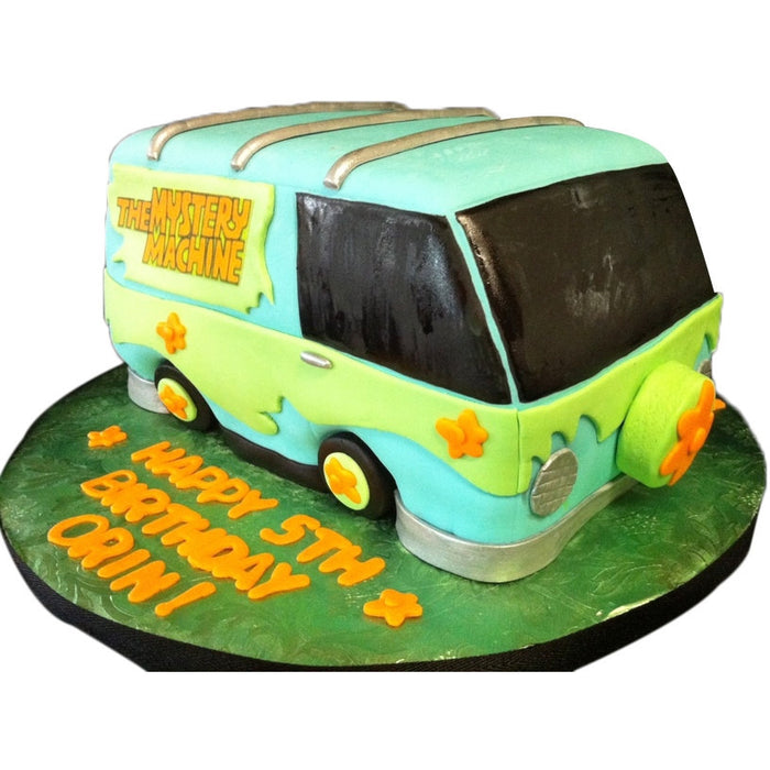 Scooby Doo Cake - Last minute cakes delivered tomorrow!