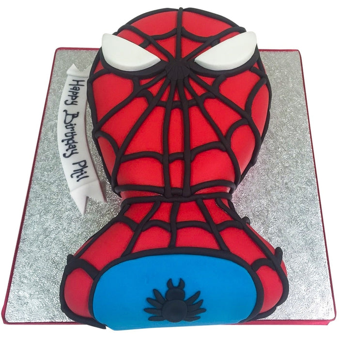 Spiderman Cake - Last minute cakes delivered tomorrow!