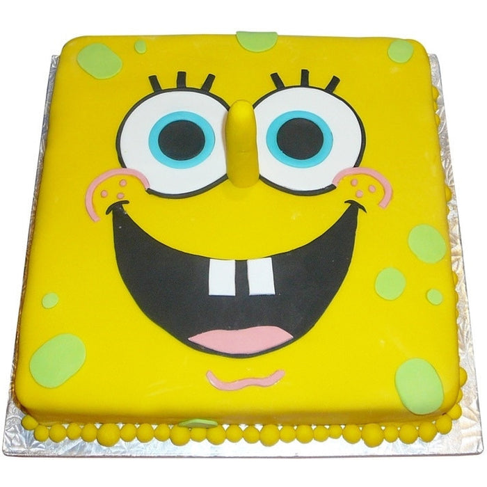 Spongebob Squarepants Cake - Last minute cakes delivered tomorrow!