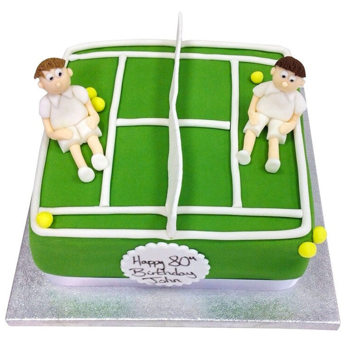 Tennis Cake - Last minute cakes delivered tomorrow!