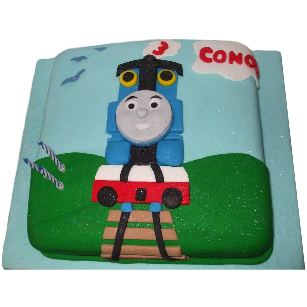 Thomas The Tank Engine Cake Buy Online Free Uk Delivery