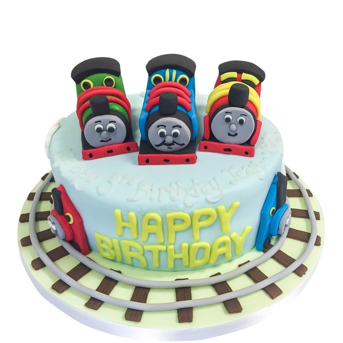 Surprising Thomas The Tank Engine Cake Buy Online Free Uk Delivery New Cakes Personalised Birthday Cards Sponlily Jamesorg