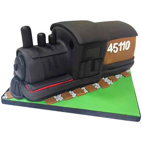 Steam Train Cake - New Cakes