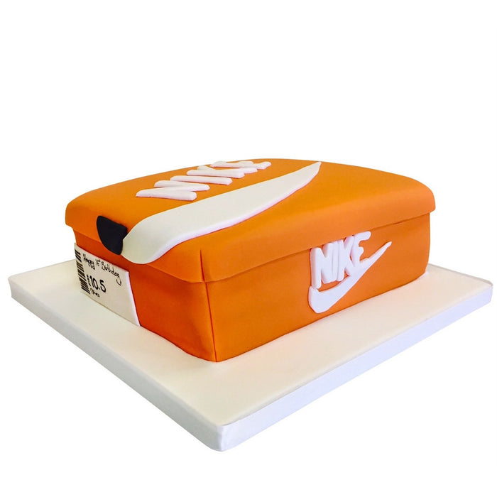 Trainers Box Cake - Last minute cakes delivered tomorrow!