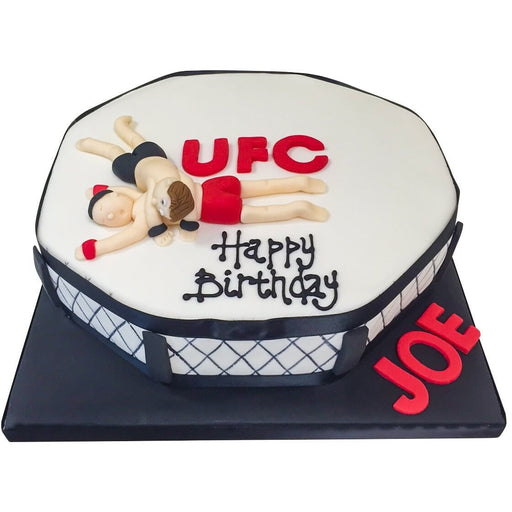 UFC Cake - Last minute cakes delivered tomorrow!
