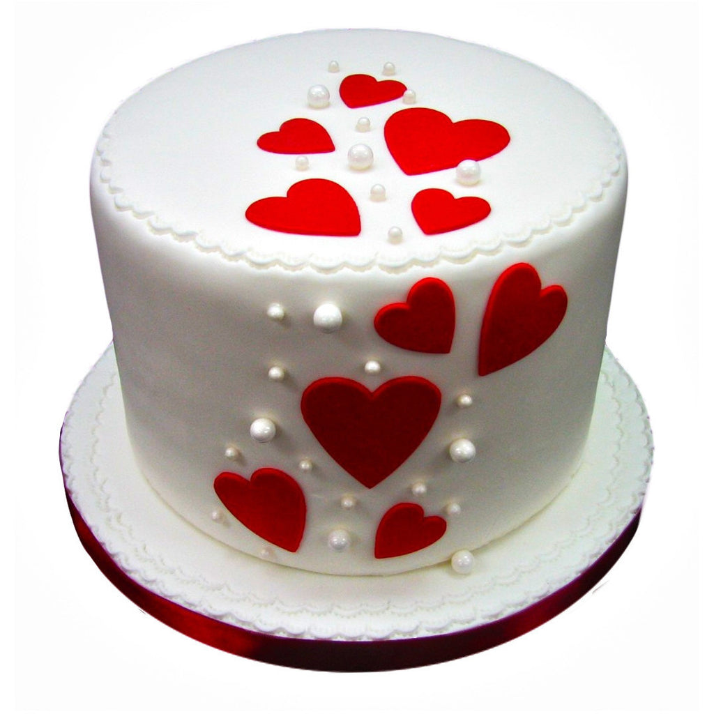Valentines Cake Buy Online Free Uk Delivery New Cakes