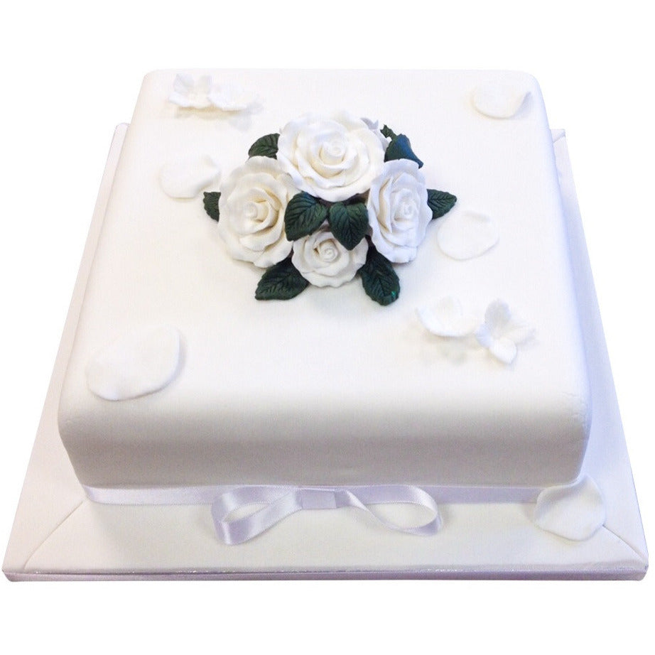 Wedding Anniversary Cake 74 95 Buy Online Free Uk Delivery