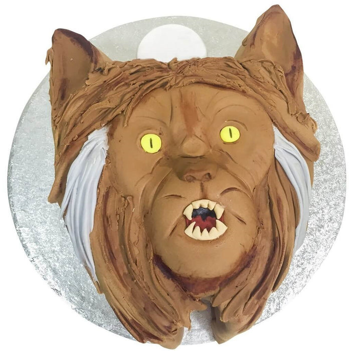 Werewolf Cake - Last minute cakes delivered tomorrow!